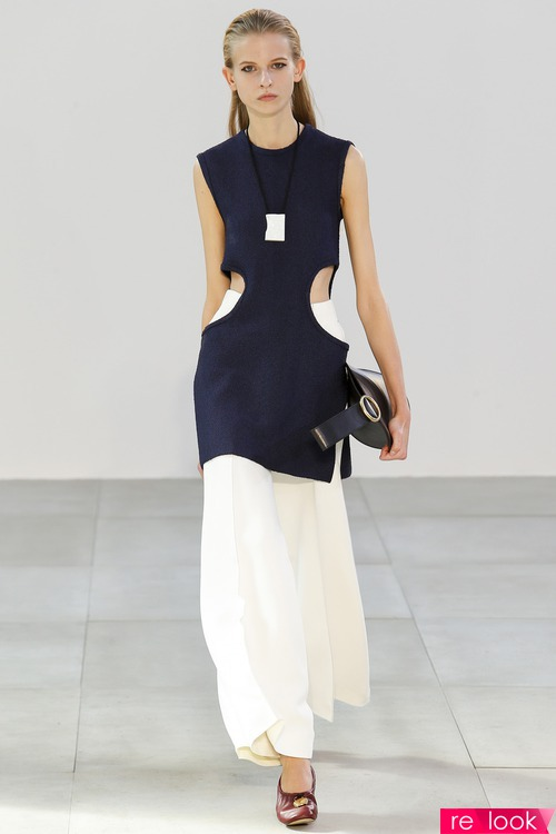 Тренд моды лета 2015: одежда с вырезами