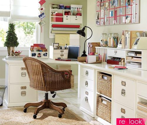 Рукой подать: как организовать домашний офис