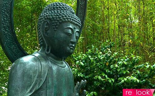 Зеленый Будда