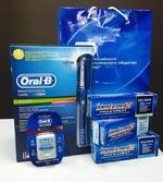 Конкурс «Все секреты здоровой улыбки» с Oral-B и Blend-a-Med