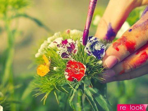 Жизнь в цвете: самые яркие модницы мира