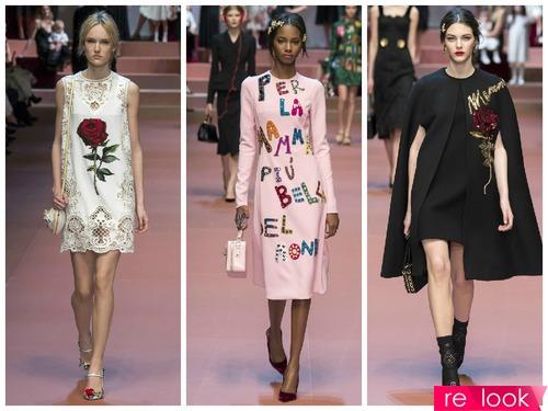 Dolce & Gabbana: цветы и дети (часть 1)