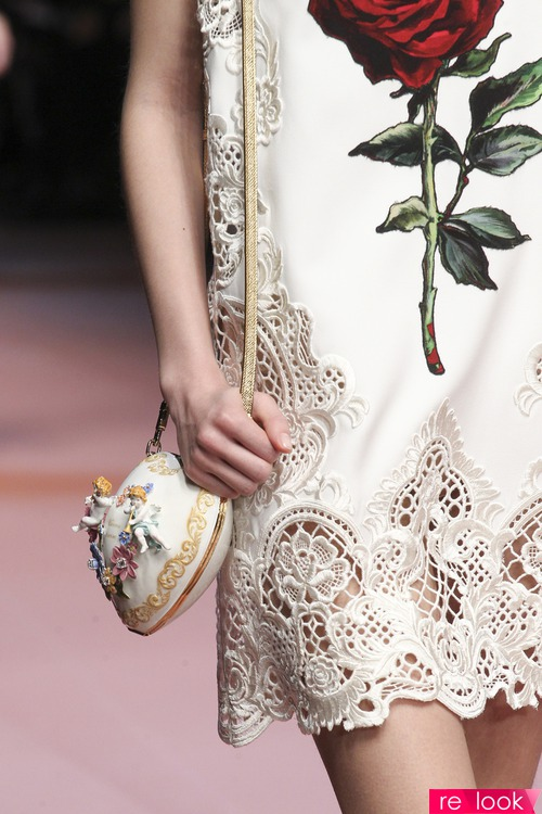 Dolce & Gabbana: цветы и дети (часть 2)