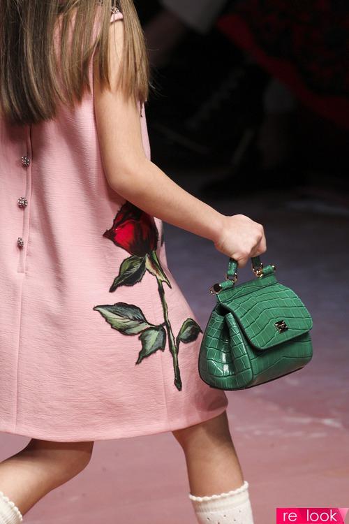 Dolce & Gabbana. Осень-зима 2015-2016. Детали.