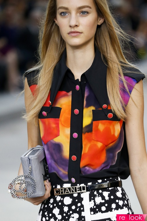 Мода весны и лета 2015: блузки