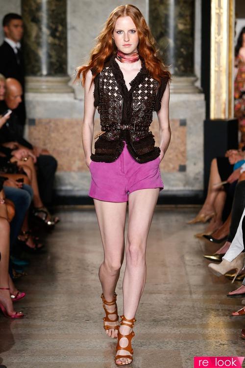 Модные шорты весны и лета 2015