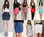 Вдохновение от природы: учимся носить юбку-тюльпан