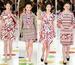 Буйство принта и стиля с корейским акцентом: круизная коллекция Chanel 2016