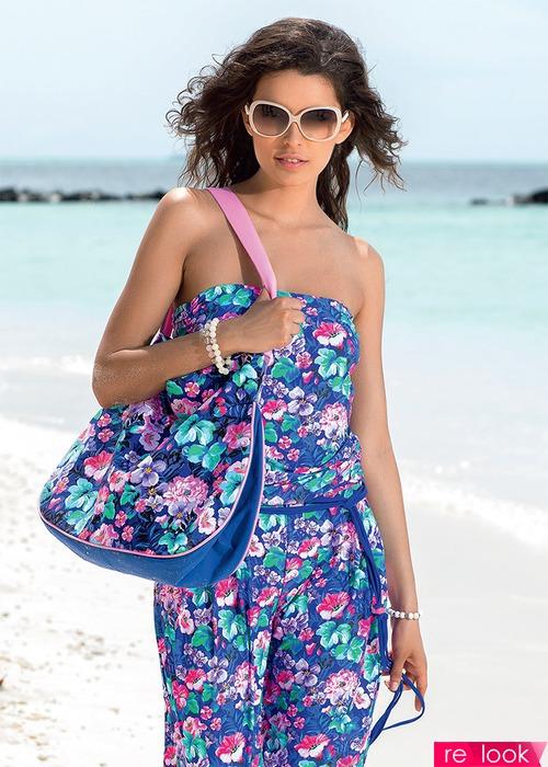 Пляжная мода 2015: сумки