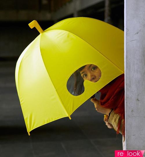 Зонтики бывают разные: самые необычные модели
