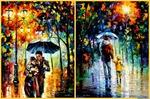 Зонт – верный спутник в дождь