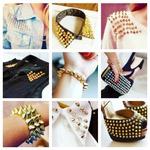 Шип = шик: как носить вещи с шипами