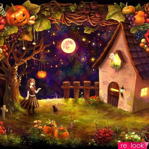 Теплые думы в «хэллоуин»