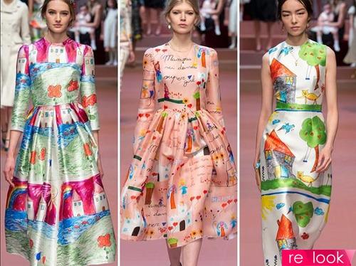 Модные принты Весна-Лето 2016