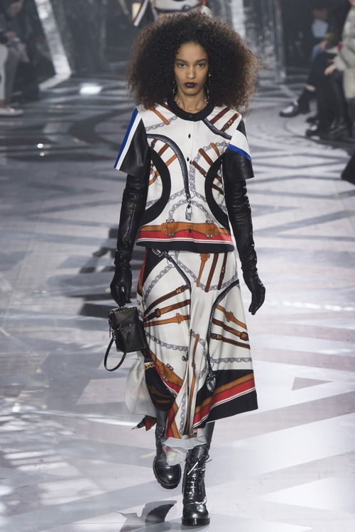 Louis Vuitton осень 2016: я надену полночь