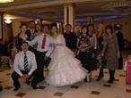 У нас , у казахов проводят две свадьбы: проводы невесты и свадьба. На этом фото запечатлено мои проводы