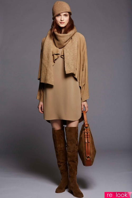 Уютная осенняя коллекция бренда Polo Ralph Lauren