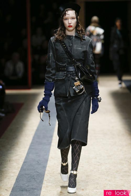 Тренд осенней моды 2016 -  стиль милитари