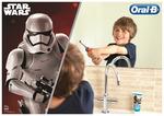 Новая детская электрическая щетка Oral-B Stages Power «Звездные войны» —  мощное оружие для маленьких джедаев в борьбе против кариеса и бактериального налета