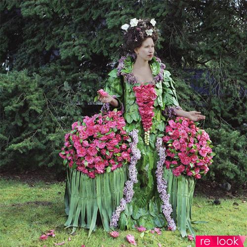 Шедевры дизайнерской мысли или самые необычные платья в мире