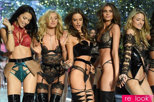 «Ангельская» презентация от Victoria's Secret