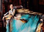 Симбиоз в творчестве: платья-картины