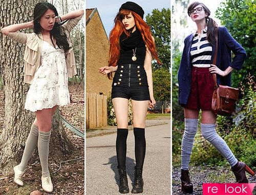 Как носить гетры с обувью в разных стилях?