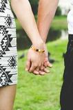 Твоя рука - в моей руке...