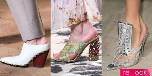 Обувные тренды 2016: модный прогноз-обзор