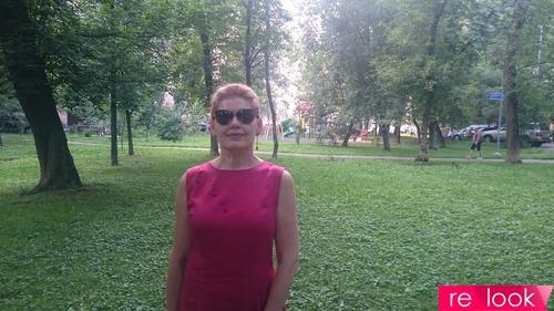 Русский лен спасение от городского зноя