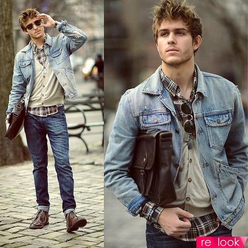 Как одеться в стиле кэжуал мужчине