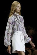 Мода весна-лето 2016: блузки и рубашки
