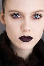 Любителям экстрима: осенний макияж