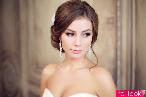 Стильная невеста – самые актуальные причёски 2016-17 года