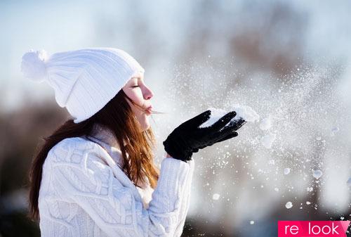 Время быть красивой: зима