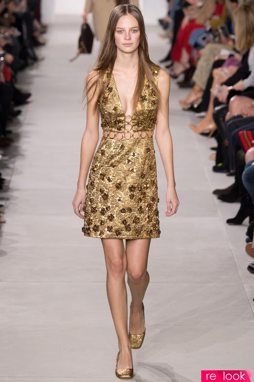 Мода осень-зима 2016-2017: коктейльные платья