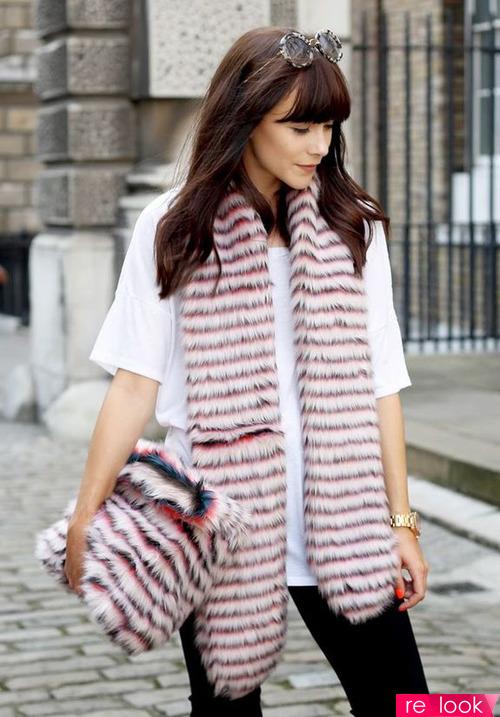 Главный тренд моды осень-зима 2016-2017: мех