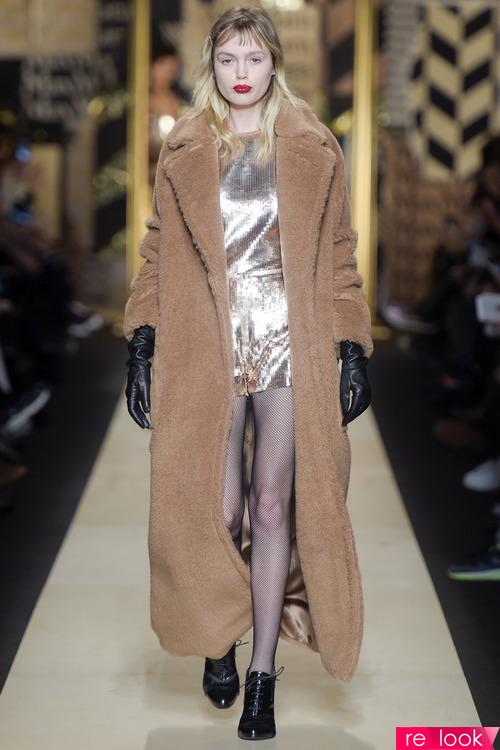 Модный тренд сезона – меховое пальто