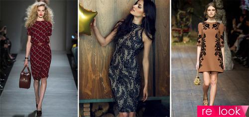 Самые модные платья сезона осень-зима 2016-2017  Территория моды ... 4a8e5761aade5