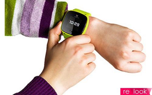 Часы-телефон для школьника