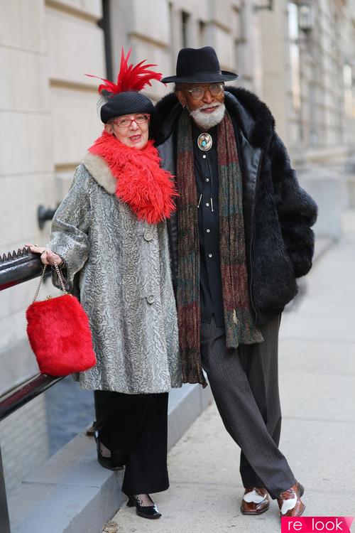 Мода вне возраста