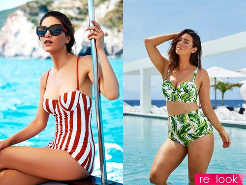 Пляжная мода – основные тенденции 2017 года