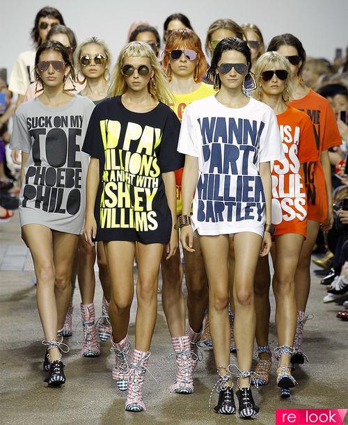 Модные футболки лета 2017