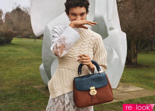 Mini-me: коллекция сумок DK88 от Burberry пополнится моделями-малышками