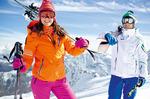 Зима – время для костюмов стиля Apres ski