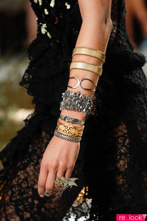 Модные браслеты весны и лета 2017