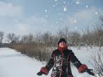 Мороз и солнце-день чудесный!