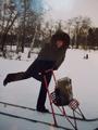 Зимние забавы...