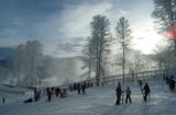 Сказочная зима в горах