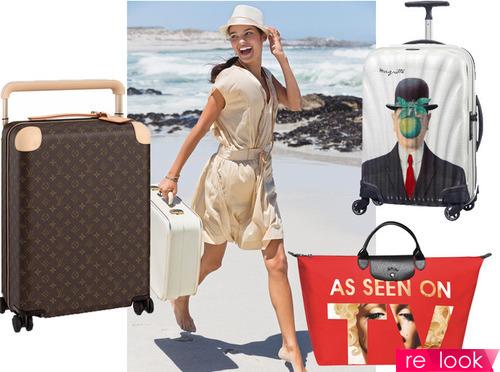 Рейтинг лучших дорожных сумок и чемоданов сезона лето 2017